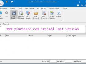 Email Extractor Pro 6.720-专业的邮箱地址电话批量搜刮工具 |提供试用