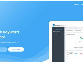 keywordrevealer.com 性价比非常高关键词研究网站  排名监控