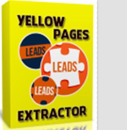 国外黄页信息收集软件Yellow Pages Scraper 5.0最新版本 外贸客户开发必备 包升级