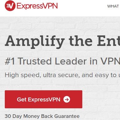 国外超稳定的vpn翻墙软件推荐-ExpressVPN