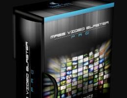 Mass Video Blaster Pro 最新版  Youtube视频营销软件 批量上传 包升级