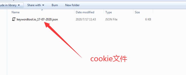 外贸基地专用浏览器如何导入cookies文件进行登录的教程